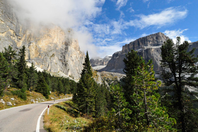 Dramatic Dolomites Motorcycle Tour in the Alps, Day 5