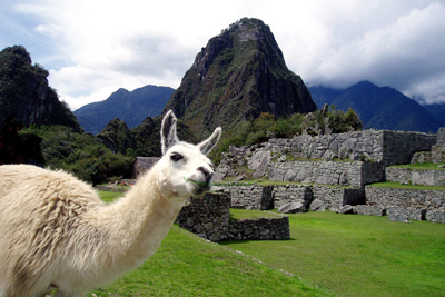 Machu Picchu Excursion, Motorcycle Tour in South America, Day 11