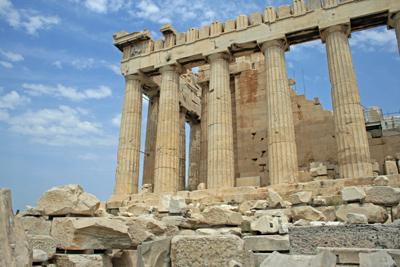 Greece - Cradle of Western Civilization, Motorcycle Tour in Greece, Europe, Day 1