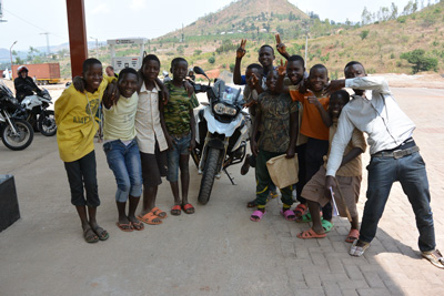 Heart of Africa Motorcycle Tour in Africa Day 2