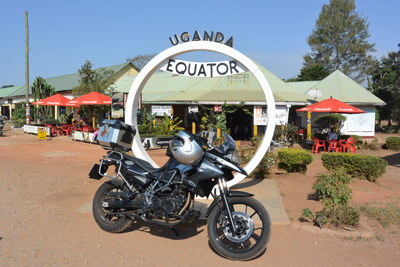 Heart of Africa Motorcycle Tour in Africa Day 4