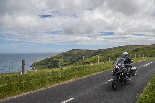 Motorcycle tour in Ireland, Mystical Ireland, Day 10