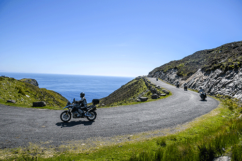 Motorcycle tour in Ireland, Mystical Ireland, Day 8