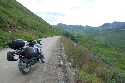 Prudhoe Bay Excursion Motorcycle Tour in Alaska, Day 3