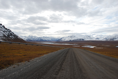 Prudhoe Bay Excursion Motorcycle Tour in Alaska, Day 4