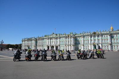 Russia Beyond the Golden Ring, Motorcycle Tour in Russia, Day 12