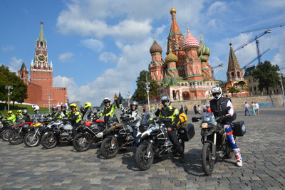 Russia Beyond the Golden Ring, Motorcycle Tour in Russia, Day 5