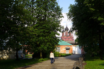 Russia Beyond the Golden Ring, Motorcycle Tour in Russia, Day 7