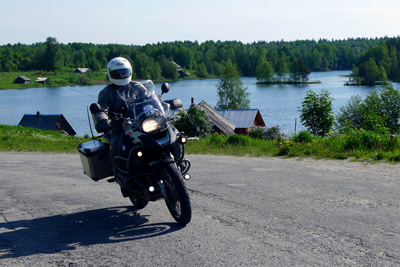 Russia Beyond the Golden Ring, Motorcycle Tour in Russia, Day 9