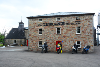 Scotland - Castles, Kilts and Whisky Tour Motorcycle Tour in Scotland, Day 10