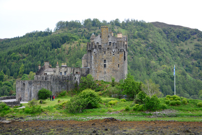 Scotland - Castles, Kilts and Whisky Tour Motorcycle Tour in Scotland, Day 5