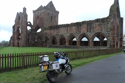Scotland - Castles, Kilts and Whisky Tour Motorcycle Tour in Scotland, Day 8