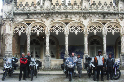 Spanish Switchback Challenge, Motorcycle Tour in Spain, Day 3