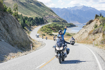 Top Down Adventure, Motorcycle Tour in New Zealand, Day 9
