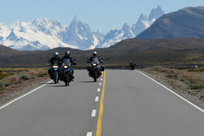 Ushuaia Discover Patagonia, Motorcycle Tour in South America, Day 8