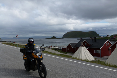 Viking Run Motorcycle Tour in Europe, Day 5