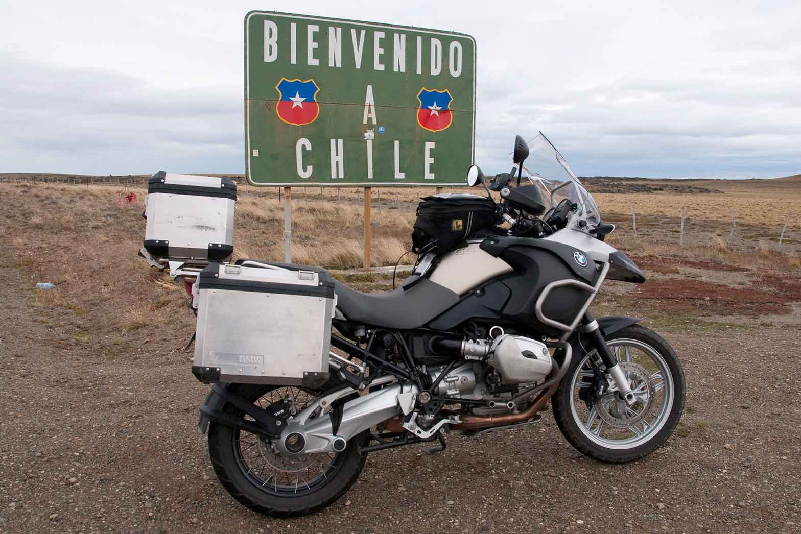Chile border crossing