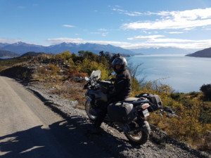 Wences, Bariloche to Ushuaia Motorcycle Tour in South America