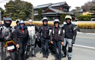 Day 13 of Japan Cherry Blossoms Motorcycle Tour in Japan, Ayres Adventures