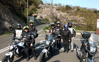 Day 7 of Japan Cherry Blossoms Motorcycle Tour in Japan, Ayres Adventures