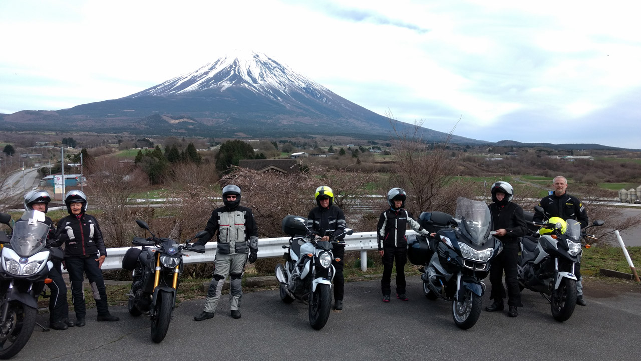 Image result for Motorcycle Tour in Japan