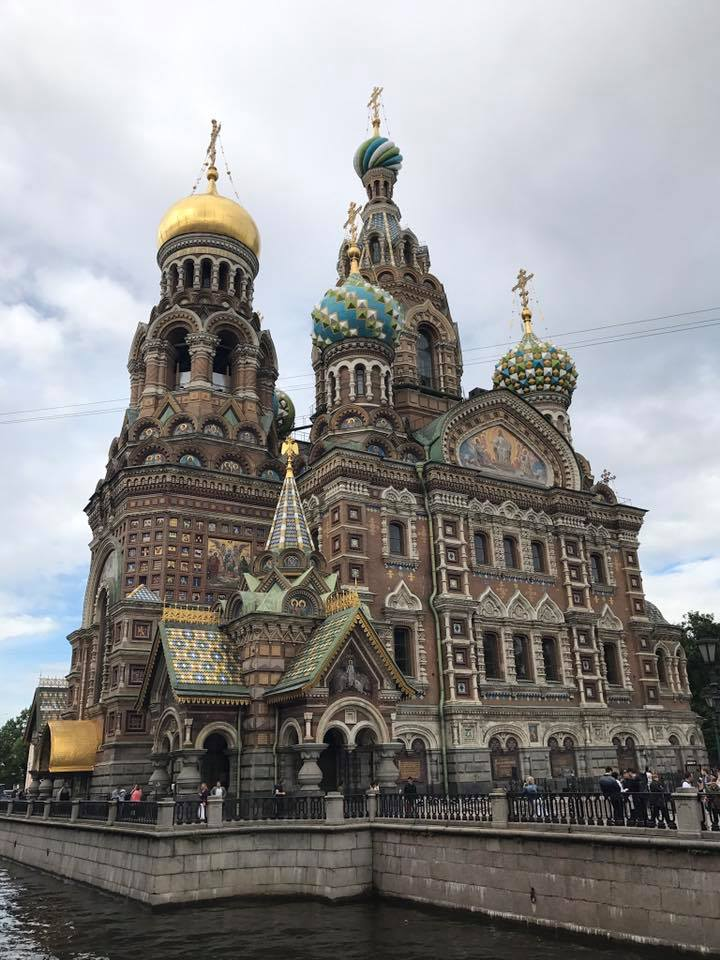 North Pole Adventure 2017, Motorcycle Tour in Russia, Day 3 & 4, Saint Petersburg, Russia