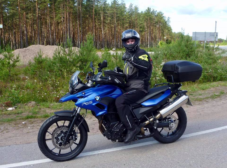 North Pole Adventure 2017, Motorcycle Tour in Russia, Day 3 & 4, Vyborg, Russia