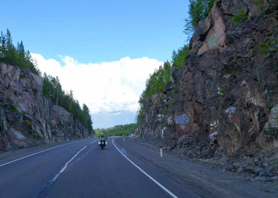 North Pole Adventure 2017, Motorcycle Tour in Russia, Day 7