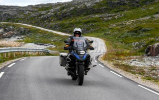 Kirkenes to Lakselv, Norway, Motorcycle Tour by Ayres Adventures