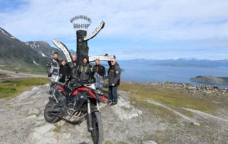 Lakselv to Alta to Tromso, Norway, Motorcycle Tour by Ayres Adventures