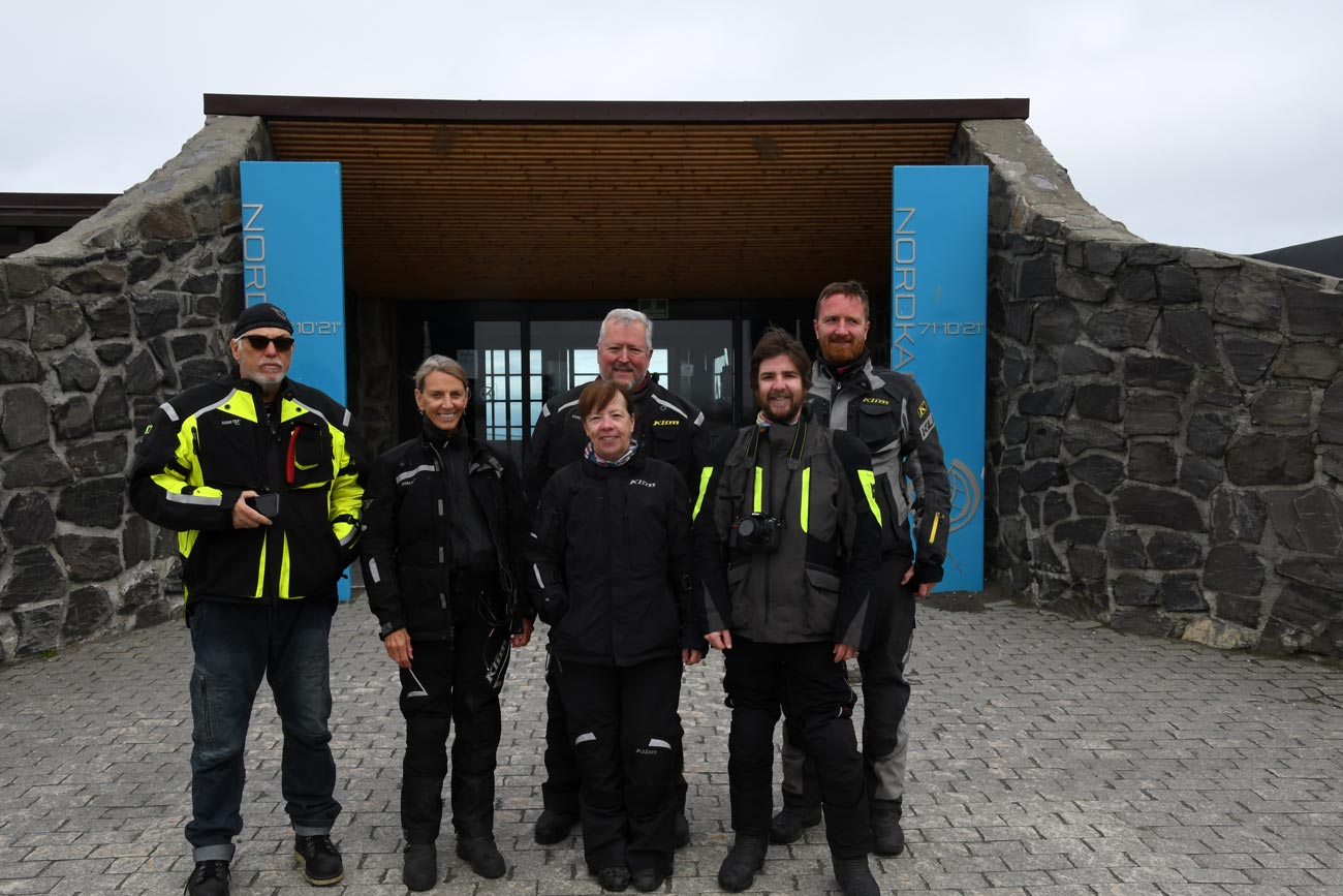 North Pole Adventure 2017, Motorcycle Tour in Norway, Day 23, Lakselv to Alta to Tromsø, Norway