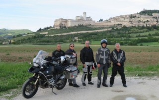 Under the Tuscan Sun, Motorcycle Tour in Italy, Tuscany, by Ayres Adventures