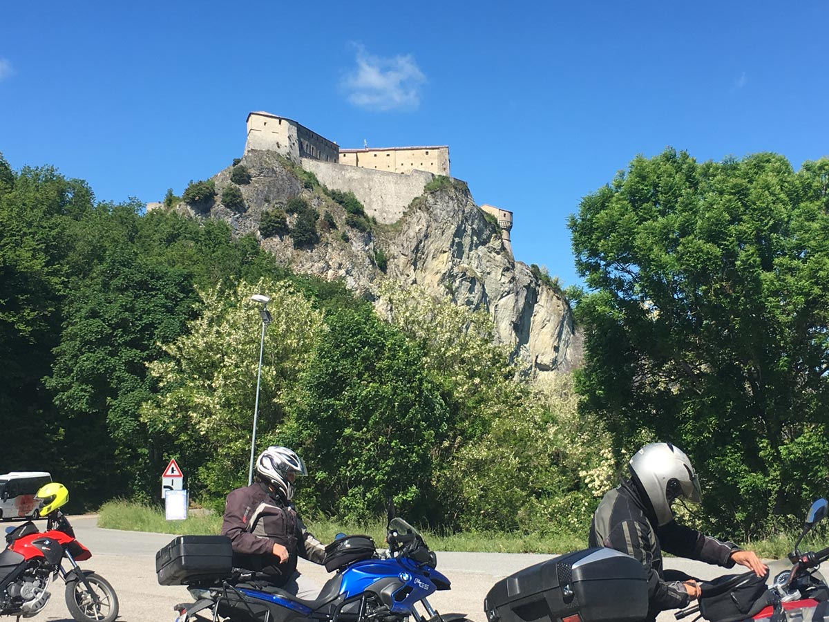 Under the Tuscan Sun Motorcycle Tour in Italy, Blog post by Geoffrey Smith