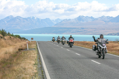 Top Down Adventure, Motorcycle Tour in New Zealand, Day 15