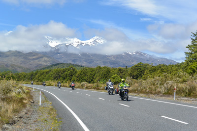 Top Down Adventure, Motorcycle Tour in New Zealand, Day 16