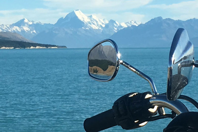 Top Down Adventure, Motorcycle Tour in New Zealand, Day 19