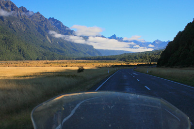 Top Down Adventure, Motorcycle Tour in New Zealand, Day 20