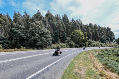 Top Down Adventure, Motorcycle Tour in New Zealand, Day 8