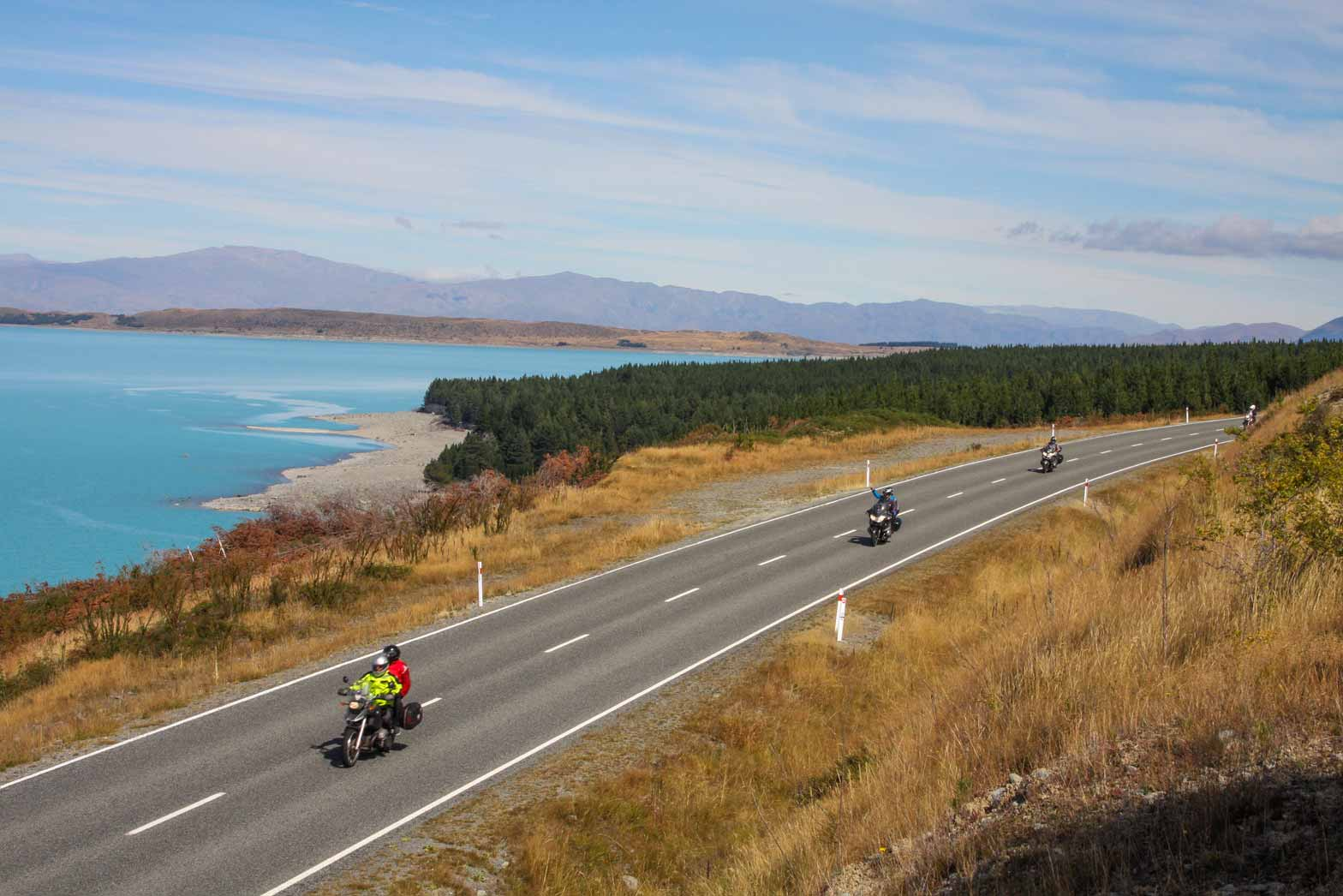 Top Down Adventure - Motorcycle Tour in New Zealand, Ayres Adventures