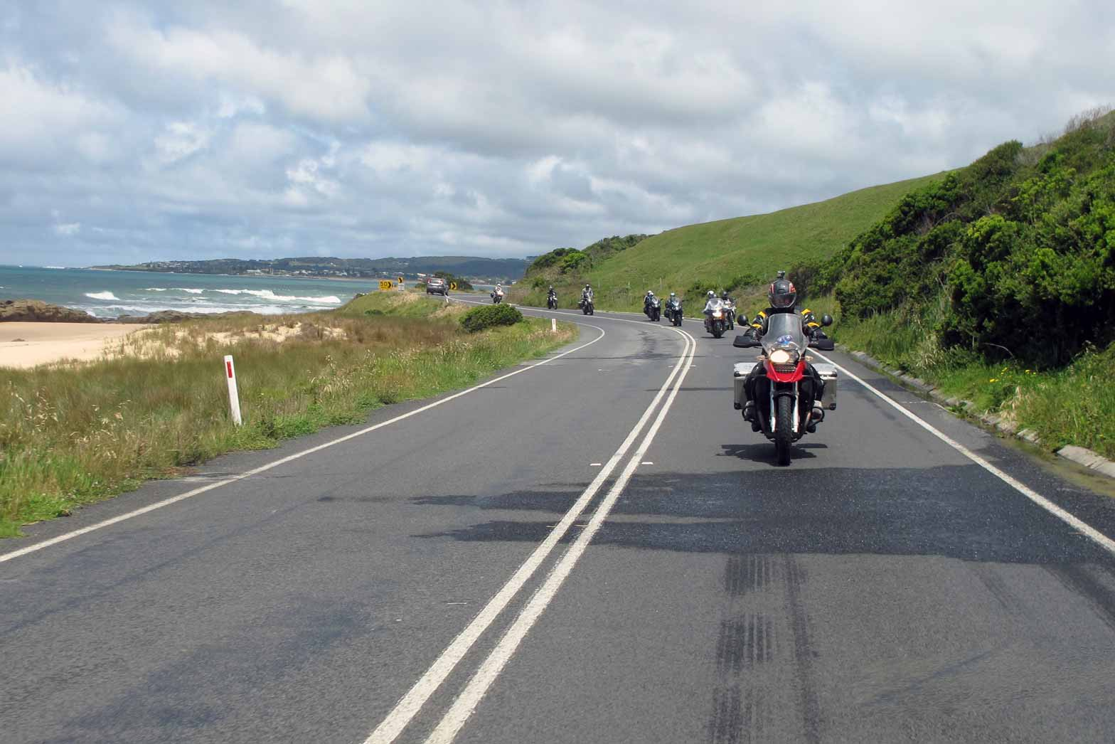 Triple S H-D Oceania Tour, Motorcycle Tour in New Zealand and Australia, Ayres Adventures