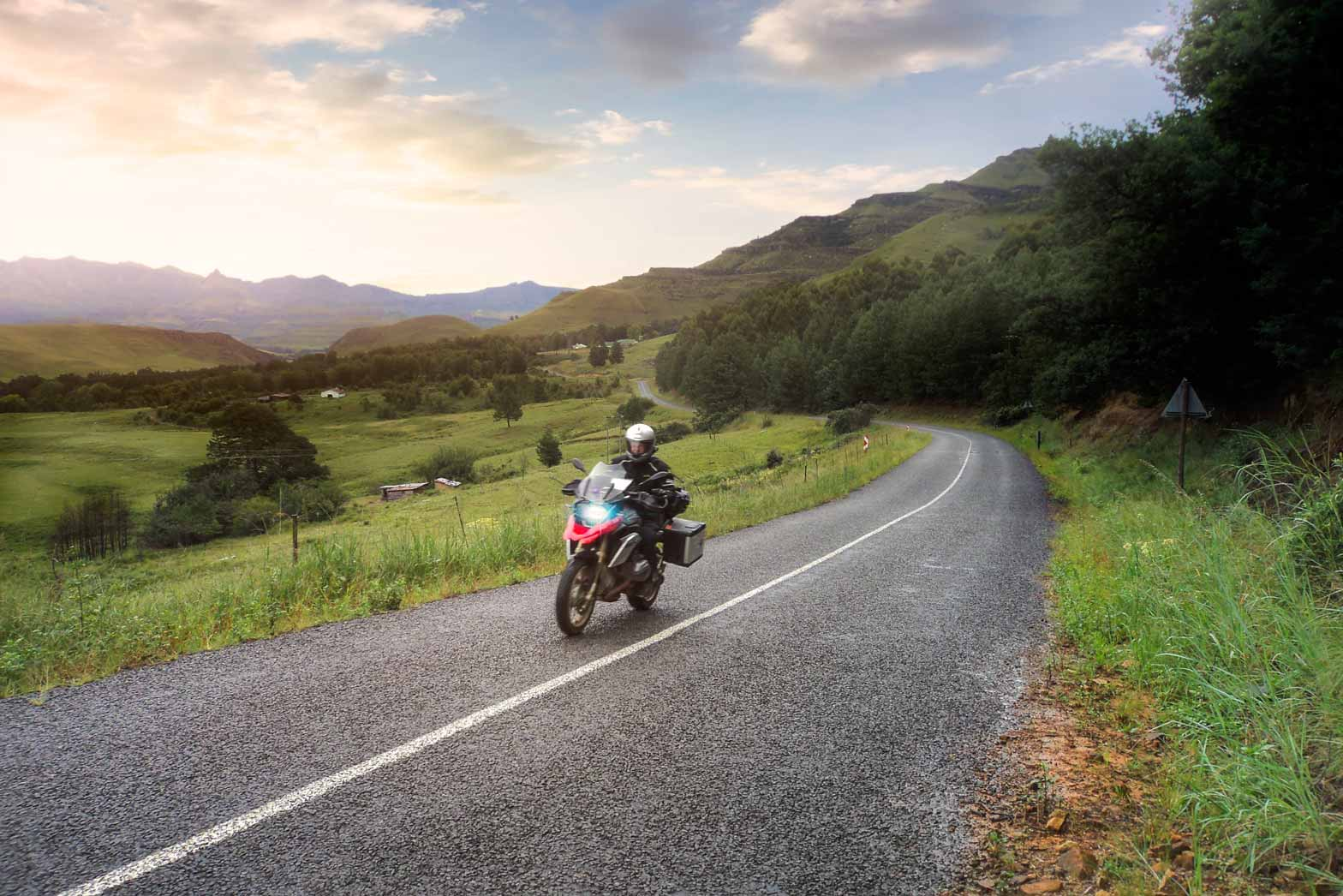 Cape Town to Victoria Falls - Motorcycle Tour in Africa