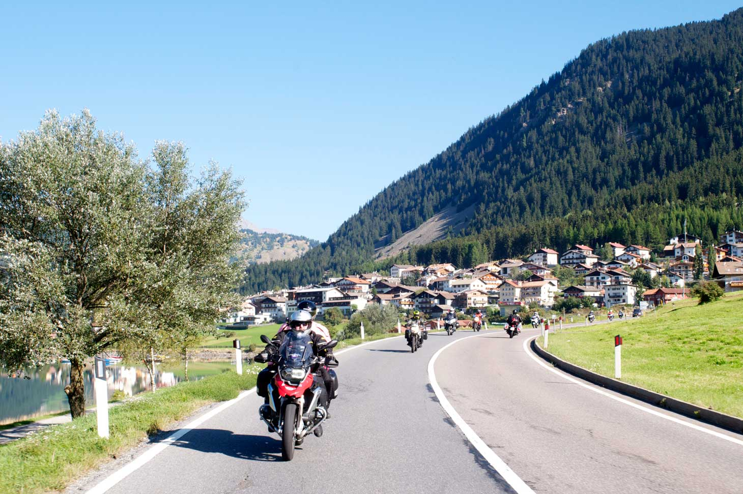 BMW MOA Alps Switchback Challenge 2019 Motorcycle Tour by Ayres Adventures