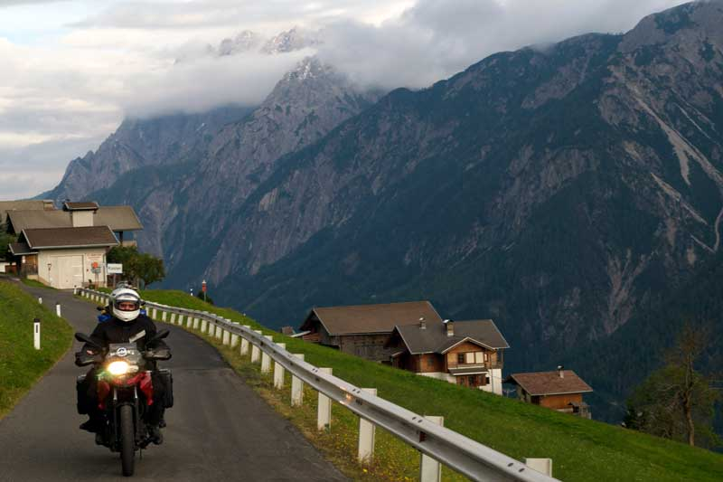 BMW MOA Alps Switchback Challenge 2019, Motorcycle Tour in Alps, Ayres Adventures