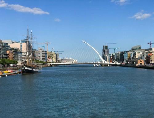 Day 1 – Arriving in Dublin