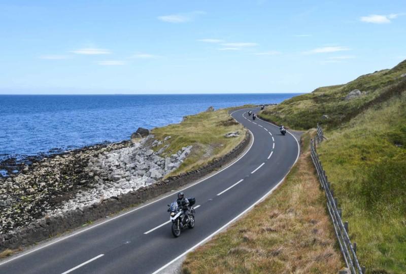 Motorcycle Tour in Ireland 2018, Ayres Adventures
