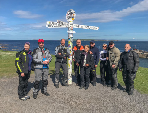 Day 8 – Thurso to Inverness