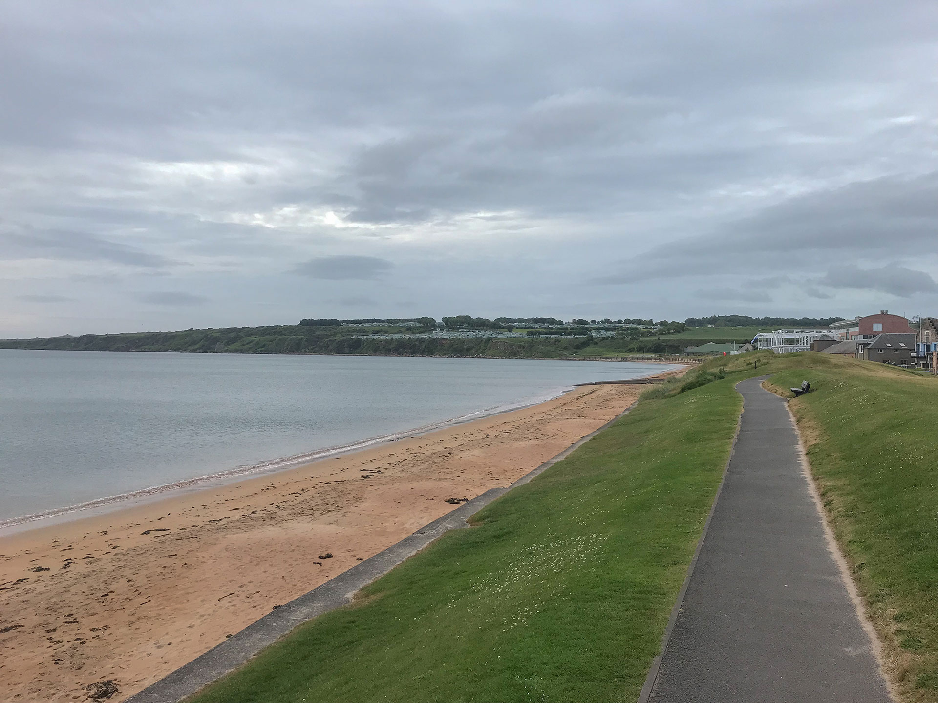 Scotland Motorcycle Tour, Day 9 - Inverness to St Andrews