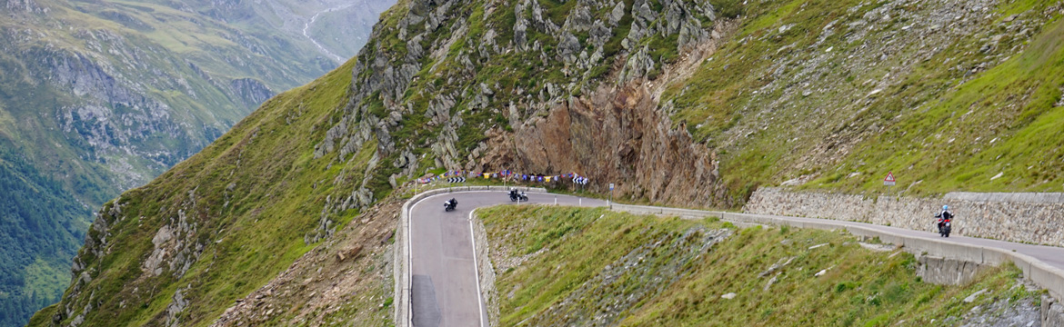 BMW MOA Motorcycle Tour in the Alps, Ayres Adventures