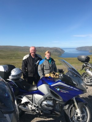 Einar and Denise Rod, Ayres Adventures Motorcycle Tours Testimonial
