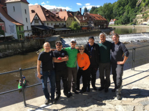 Kristine-Kuzemka Motorcycle tour testimonial, Ayres Adventures